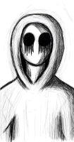 Eyeless Jack doodle by PurpleSomthing