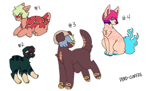 Adopts from stream - Make an offer ! by dead-coffee