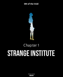 SRI of the Void - Chapter 1 title by Lesovic