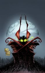 Spawn cover issue91 by Javilaparra