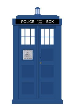 TARDIS by Ambient-Lullaby