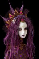 Althaea, ooak art doll by cliodnafae27