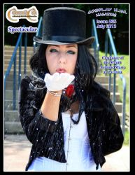CosplayNYC Magazine July 2013 by CosPlayNYC