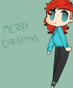 Merry Christmas by swifty-cheese