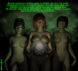 MCing Entity and Female Victims 3D by hypnovoyer