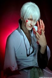 White and blood by DioEraclea
