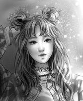 RED VELVET - Wendy by VitamineChan
