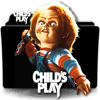 Child's Play movie folder icon by zenoasis