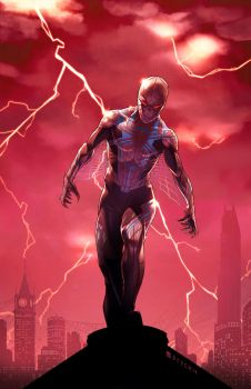 Amazing Spider-Man #12 - Apocalypse Wars Variant by Pryce14