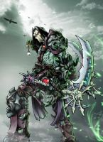 Darksiders 2 - Death by JapanTuninG