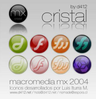 Cristal MX Iconset by no-made