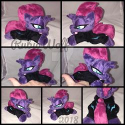 MLP 6 inch mini Commander Tempest .:Commission:. by RubioWolf