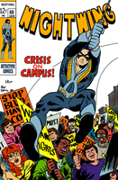 Crisis on Campus by LarryKingUndead