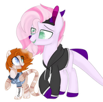 Sincerely Me ~Base edit~ by DerpyDinosaurus