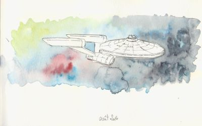 Enterprise by Betty1819