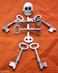 mister skeleton key by CapnDeek373