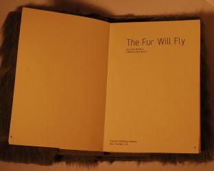 Fur will Fly Title Page by Em-E-chan
