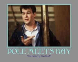 Pole Meets Ray by RyoLovesMe