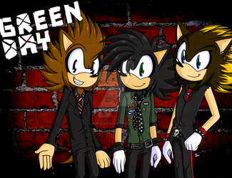 Green Day by soniclover63