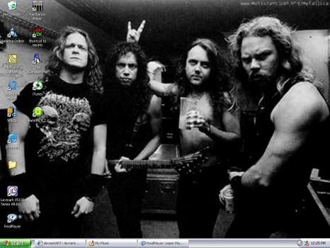 The Band by metallica