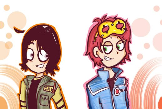 MCR : Fun ghoul and party poison by Tororing