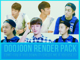 Doojoon Render Pack by Know-chan