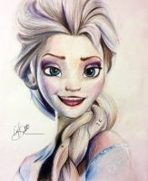 Elsa by ZeePonj