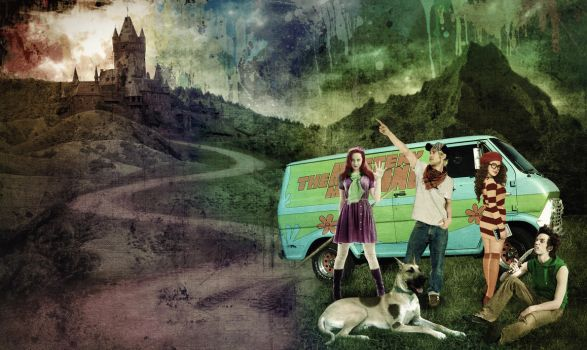 Real Scooby Doo2 by kouki84