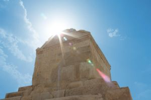 Tomb Of Cyrus by silverboy65