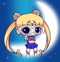 Moon Prism Power, Make Up by ThanatosRising