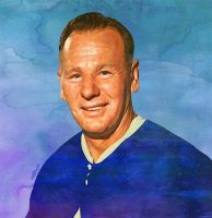 Johnny Bower by wooden-horse