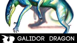 HOW TO DRAW YOUR DRAGON TUTORIAL! Paws by Galidor-Dragon