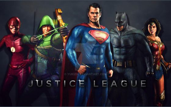 Justice League Wallpaper by YukiZM
