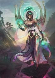 Karma- The Enlightened One by MonoriRogue