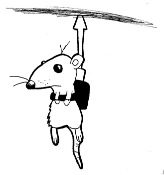 Radical Rat by BlackHat0061