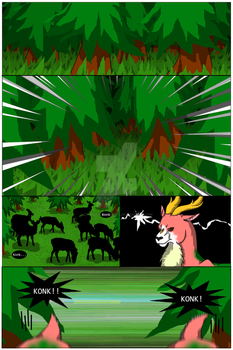 LOK: The Chosen of Penta and Shen Chap 1 Page 1 by IsellaHowler