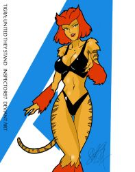 Tigra: United They Stand by Inspector97