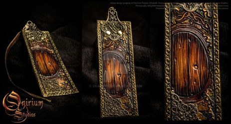Bookmark - Hobbiton Upgraded by Deakath