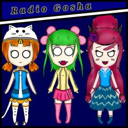Radio Gosha by SweetDianisMar