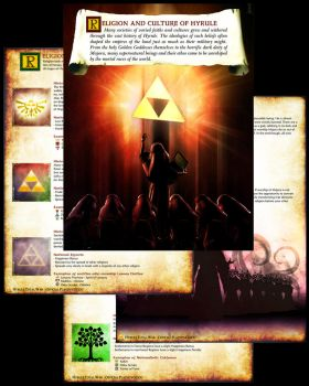 Hyrule Religion and Culture - Guide Excerpt by UndyingNephalim