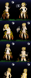 [Commission] Edna Werewolf Sequence by PerfectDuwang