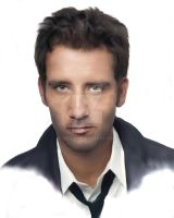 Clive Owen by Obgee