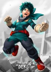 Midoriya Izuku by Luches
