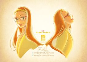 Big Hero 6- Honey Lemon by xRheax
