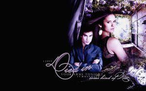 the vampire diaries wallpaper4 by mia47