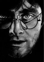Daniel RADCLIFFE by Sadness40