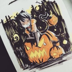 Inktober 2015 Day 31 by jheaa