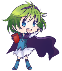 Chibi Nino - SS 2017 by Fairy-Red-Hime