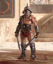 Gladiator by dleoblack