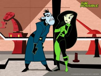 Drakken and Shego 2 by mr35mm